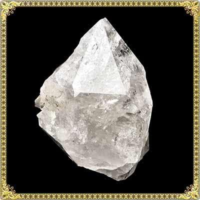 ハーキマーダイヤモンド クリスタル