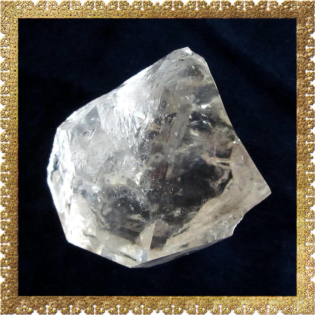 ハーキマーダイヤモンド クリスタル 2