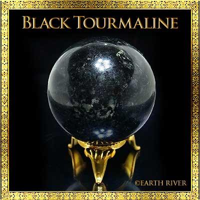 ブラックトルマリン Black Shield